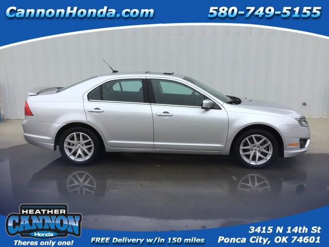 2012 Ford Fusion SEL Ponca City OK