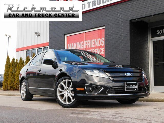2012 Ford Fusion SEL Richmond KY