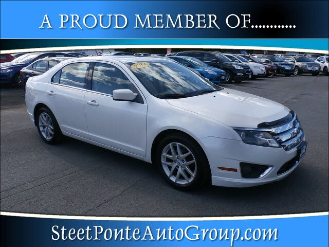 2012 Ford Fusion SEL Yorkville NY
