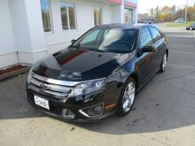 2012_Ford_Fusion_SPORT_ Houlton ME