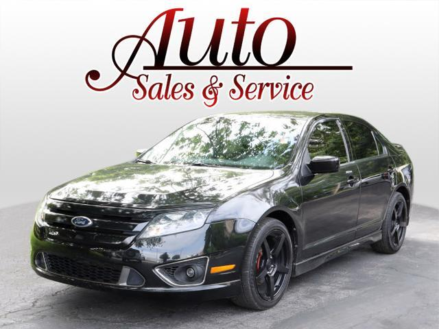2012 Ford Fusion Sport Indianapolis IN
