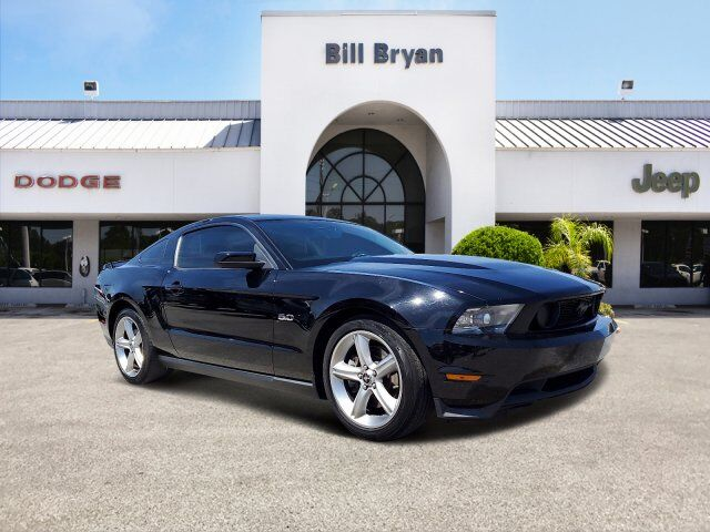 2012 Ford Mustang 2DR Leesburg FL