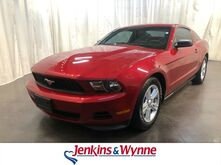 2012_Ford_Mustang_2dr Cpe V6_ Clarksville TN