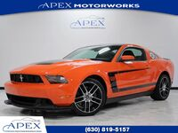 Ford Mustang Boss 302 TASTEFUL UPGRADES 2012