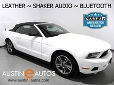 Ford Mustang Convertible V6 Premium *AUTOMATIC, LEATHER, STEERING WHEEL CONTROLS, ALLOY WHEELS, SHAKER AUDIO, BLUETOOTH PHONE & AUDIO 2012