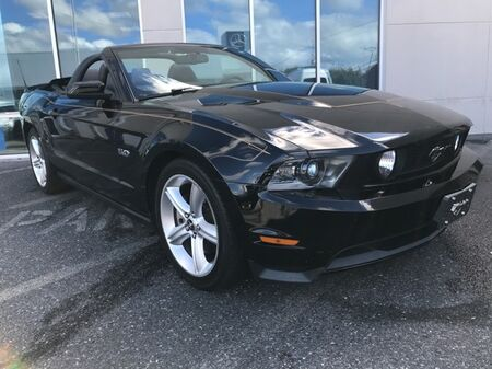 2012_Ford_Mustang_GT Premium ** NAVI & POWER CONVERTIBLE TOP **_ Salisbury MD