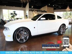 2012_Ford_Mustang_GT Premium 5.0 Roush Supercharger_ Scottsdale AZ