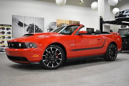 2012_Ford_Mustang_GT Premium_ Boston MA