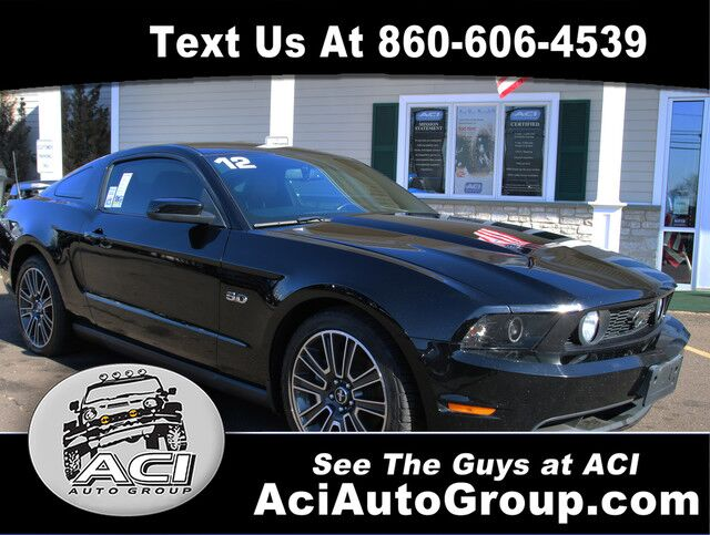 2012 Ford Mustang GT Premium East Windsor CT