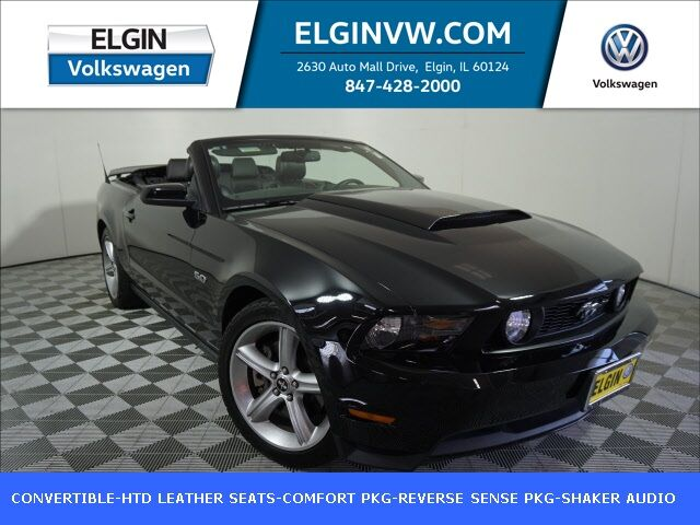 2012 Ford Mustang GT Premium Elgin IL