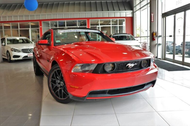 2012 Ford Mustang GT Premium Springfield NJ