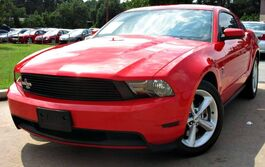 Ford Mustang GT w/ SATELLITE 2012