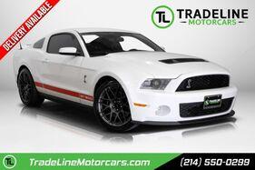 2012_Ford_Mustang_Shelby GT500_ CARROLLTON TX