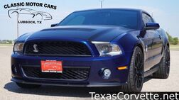 2012_Ford_Mustang_Shelby GT500_ Lubbock TX
