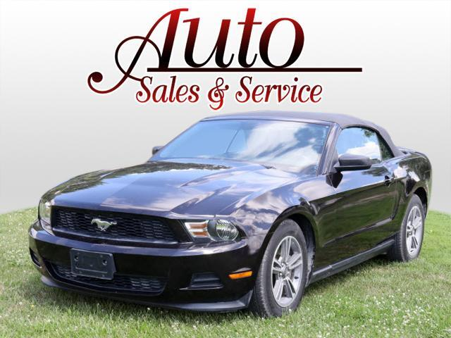 2012 Ford Mustang V6 Convertible Indianapolis IN