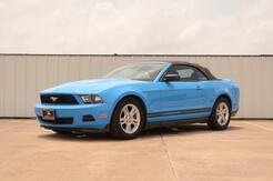 2012_Ford_Mustang_V6 Convertible_ Terrell TX