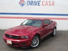 2012_Ford_Mustang_V6 Coupe_ Dallas TX