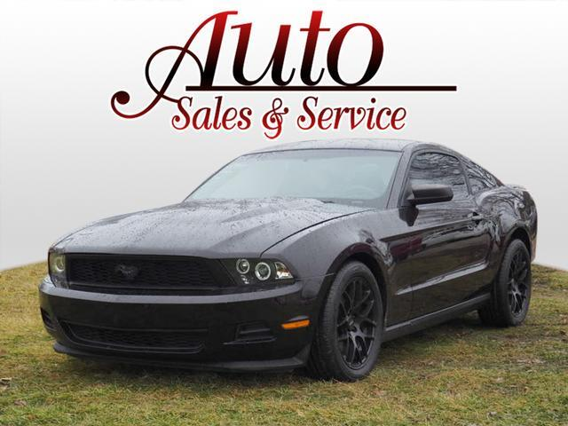2012 Ford Mustang V6 Coupe Indianapolis IN