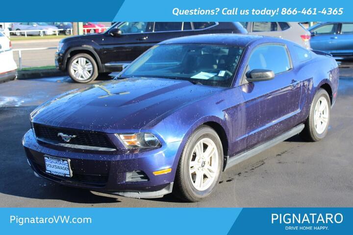 2012 Ford Mustang V6 Everett WA