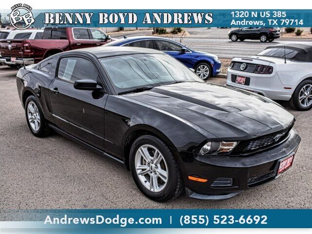 2012 Ford Mustang V6 Andrews TX