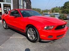 2012_Ford_Mustang_V6_ Raleigh NC