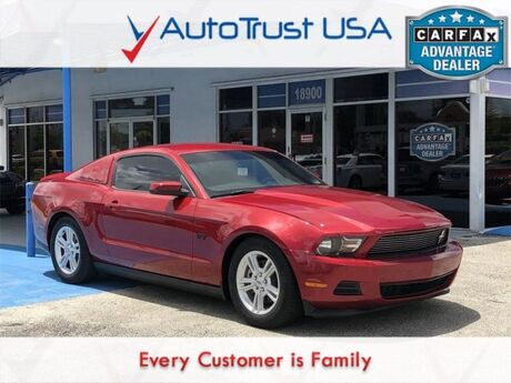 2012 Ford Mustang V6 Value Lot Miami FL