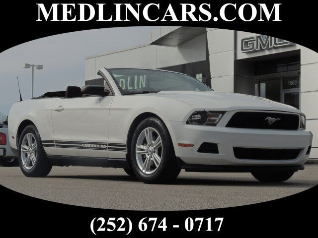 2012 Ford Mustang V6 Wilson NC
