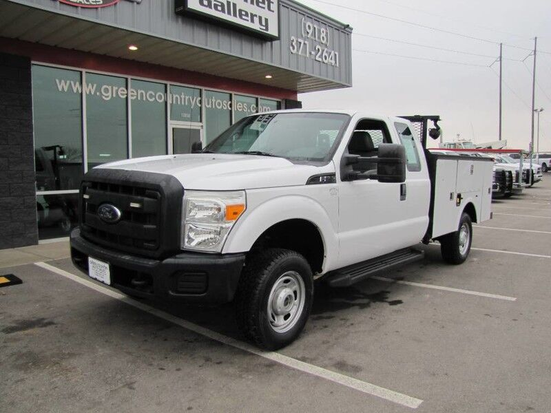2012 Ford Super Duty F-250 4x4 Utility