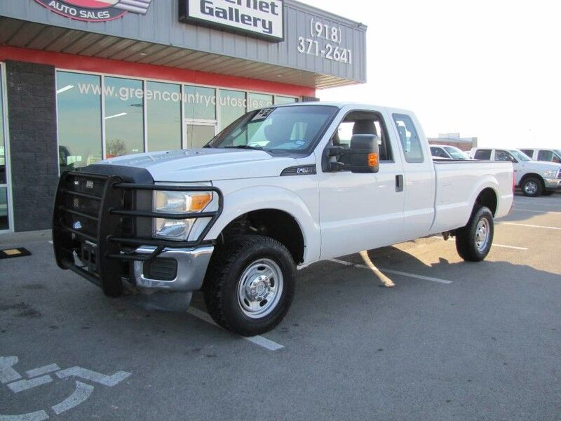 2012 Ford Super Duty F-250 4x4 XL Collinsville OK
