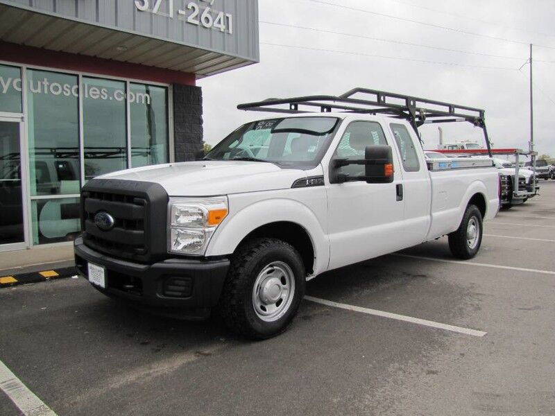 2012 Ford Super Duty F-250 Ladder Rack