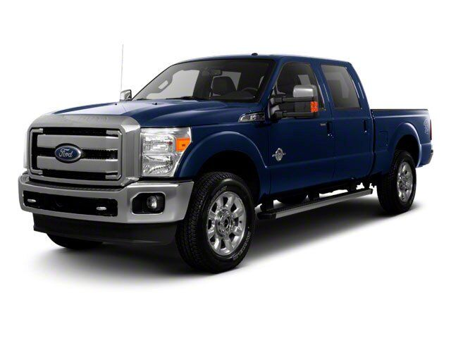 2012 Ford Super Duty F-250 SRW  Akron OH
