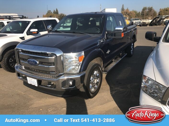2012 Ford Super Duty F-250 SRW 4WD Crew Cab 156 Lariat Bend OR