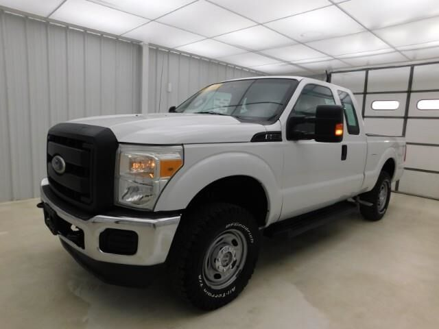 2012 Ford Super Duty F-250 SRW 4WD SuperCab 158 XL Manhattan KS