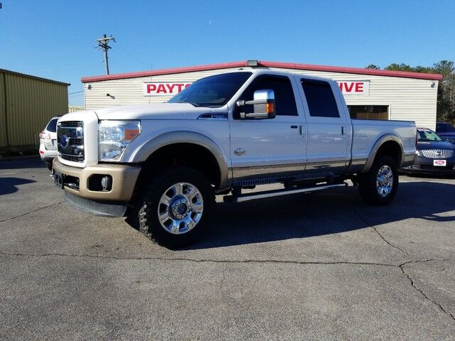 2012 Ford Super Duty F-250 SRW King Ranch Heber Springs AR