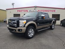 2012_Ford_Super Duty F-250 SRW_King Ranch_ Heber Springs AR