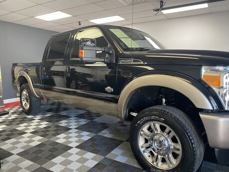 2012 Ford Super Duty F-250 SRW King Ranch Plano TX