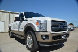 Ford Super Duty F-250 SRW King Ranch 2012