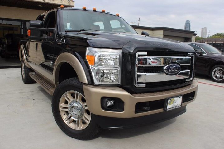 2012 Ford Super Duty F-250 SRW King Ranch,NAVI,ROOF,LOADED! Houston TX