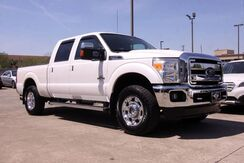 2012_Ford_Super Duty F-250 SRW_Lariat 4WD,Leather,Ac/Heated Seats,Camera,5th Wheel_ Houston TX