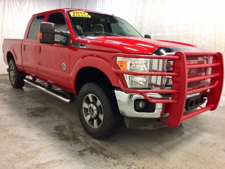 2012 Ford Super Duty F-250 SRW Lariat Wyoming MI