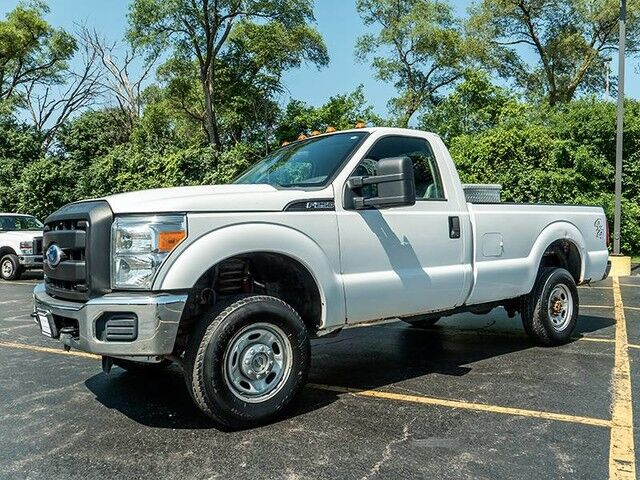 2012_Ford_Super Duty F-250 SRW_XL **DEE ZEE TOOLBOX**_ Chicago IL