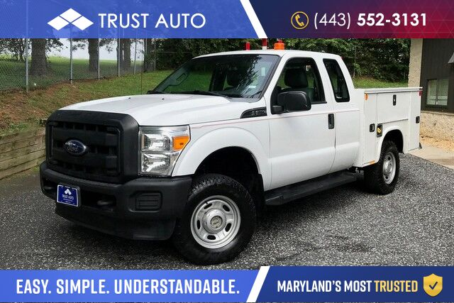 2012 Ford Super Duty F-250 SRW XL Sykesville MD