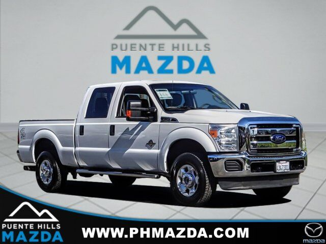 2012 Ford Super Duty F-250 SRW XLT City of Industry CA