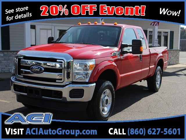 2012 Ford Super Duty F-250 SRW XLT East Windsor CT