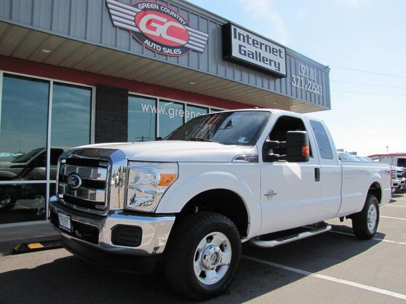 2012 Ford Super Duty F-250FX4 4x4 Diesel XLT