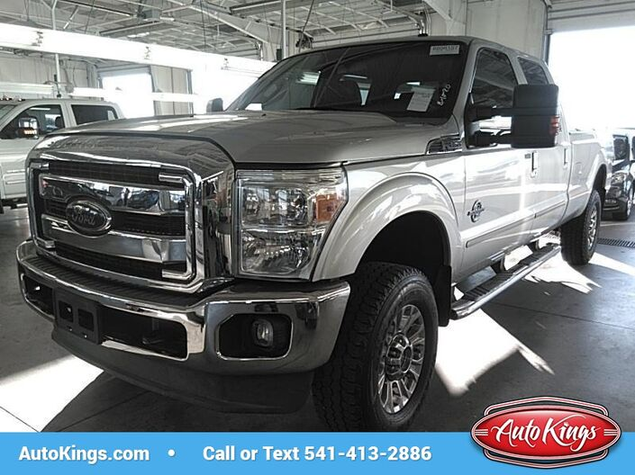 2012 Ford Super Duty F-350 SRW 4WD Crew Cab 172 Lariat Bend OR