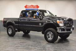 2012_Ford_Super Duty F-350 SRW_DIESEL 4WD!! LIFTED! CHROME MOTO METAL WHEELS/37'' PRO COMP WHEELS! LARIAT! LEATHER! SUNROOF! NAVI!! NICEST IN THE COUNTRY!_ Norman OK