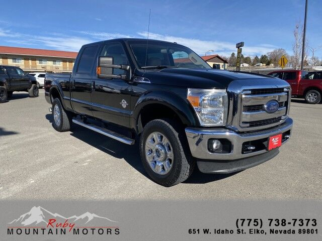 2012_Ford_Super Duty F-350 SRW_Lariat_ Elko NV