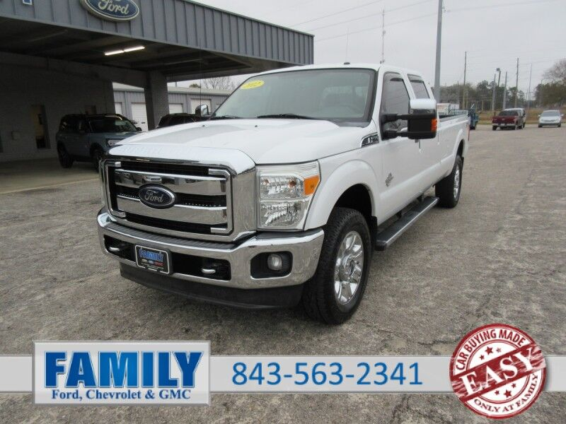 2012 Ford Super Duty F-350 SRW Lariat St. George SC