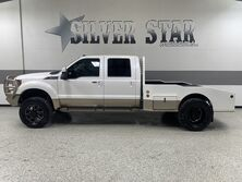 Ford Super Duty F-450 DRW King Ranch 4WD FlatBed Powerstroke 2012